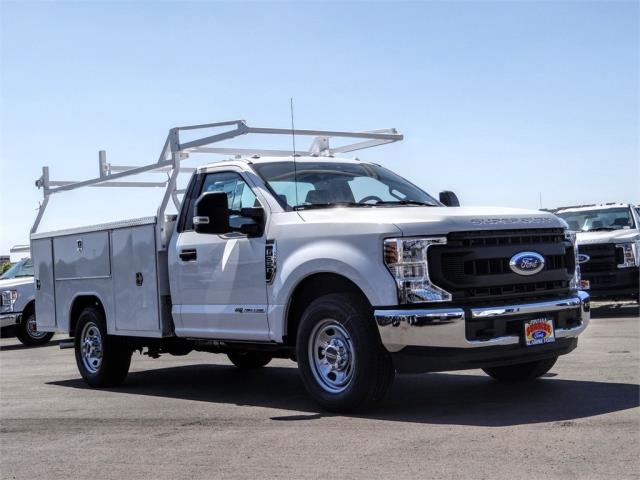 2020 Ford F-350 Regular Cab 4x2, Harbor TradeMaster Service Body #FL1851 - photo 6