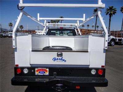2020 Ford F-350 Regular Cab 4x2, Harbor TradeMaster Service Body #FL1851 - photo 10