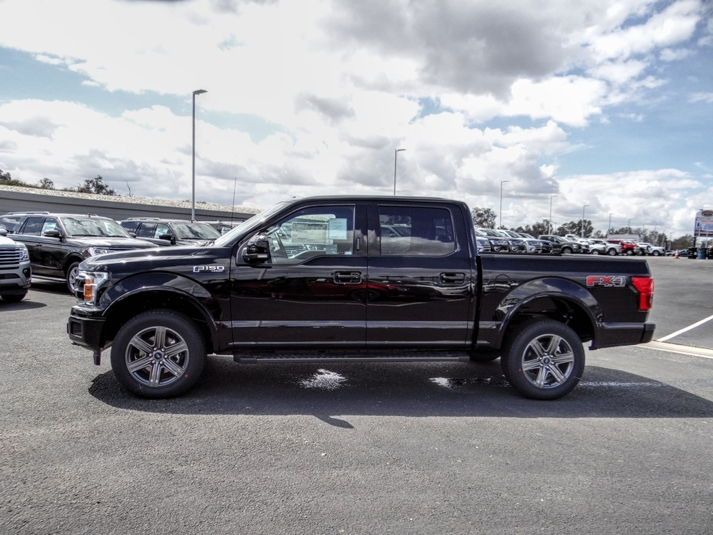 2020 F-150 SuperCrew Cab 4x4, Pickup #FL1857 - photo 3