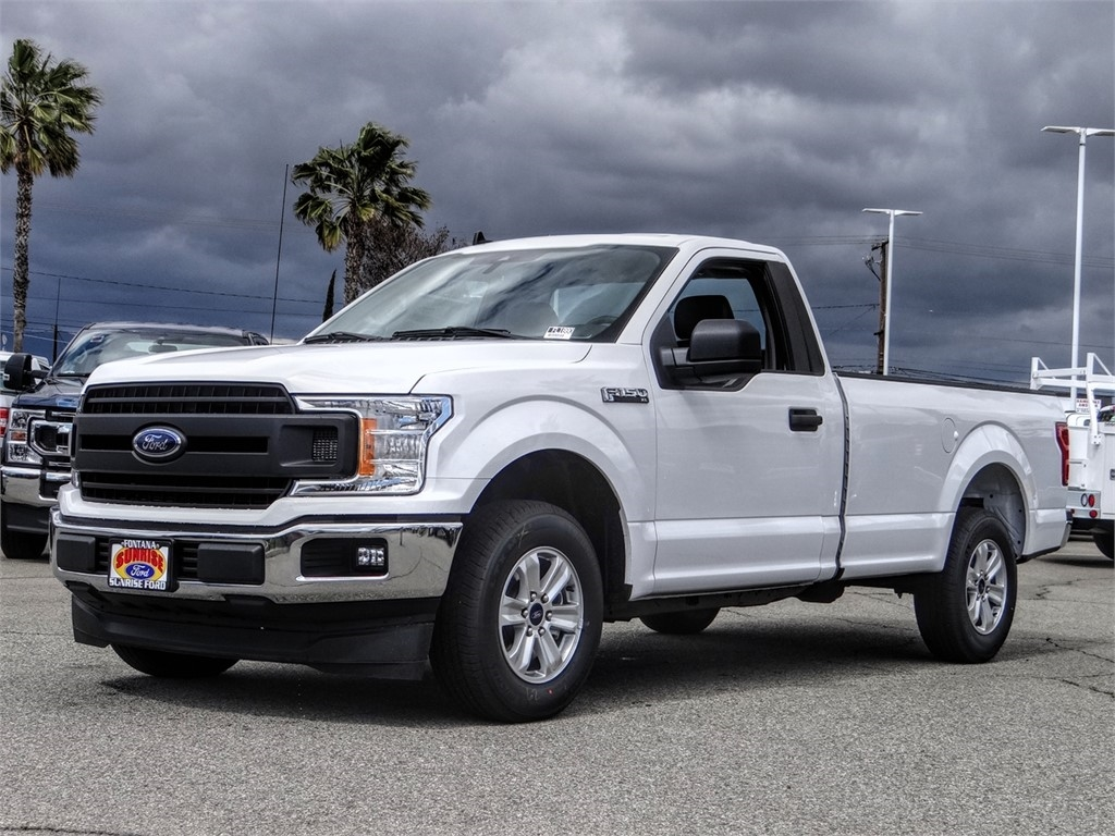 2020 Ford F-150 Regular Cab 4x2, Pickup #FL1880 - photo 1