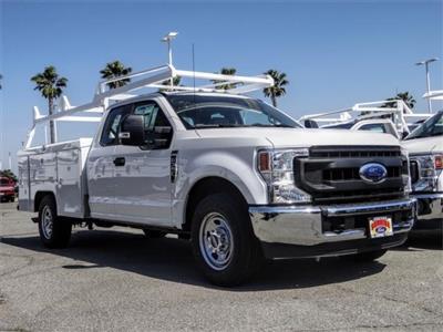 2020 Ford F-350 Super Cab 4x2, Scelzi Signature Service Body #FL1886 - photo 6