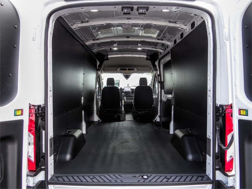 2020 Transit 250 Med Roof RWD, Empty Cargo Van #FL1895 - photo 1