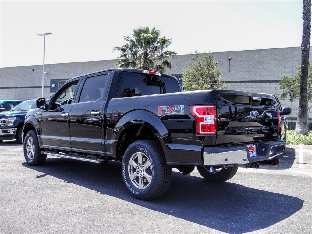2020 Ford F-150 SuperCrew Cab 4x4, Pickup #FL1950 - photo 2