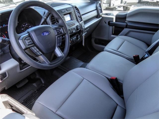 2020 Ford F-350 Crew Cab DRW 4x2, Scelzi WFB Stake Bed #FL2007 - photo 8