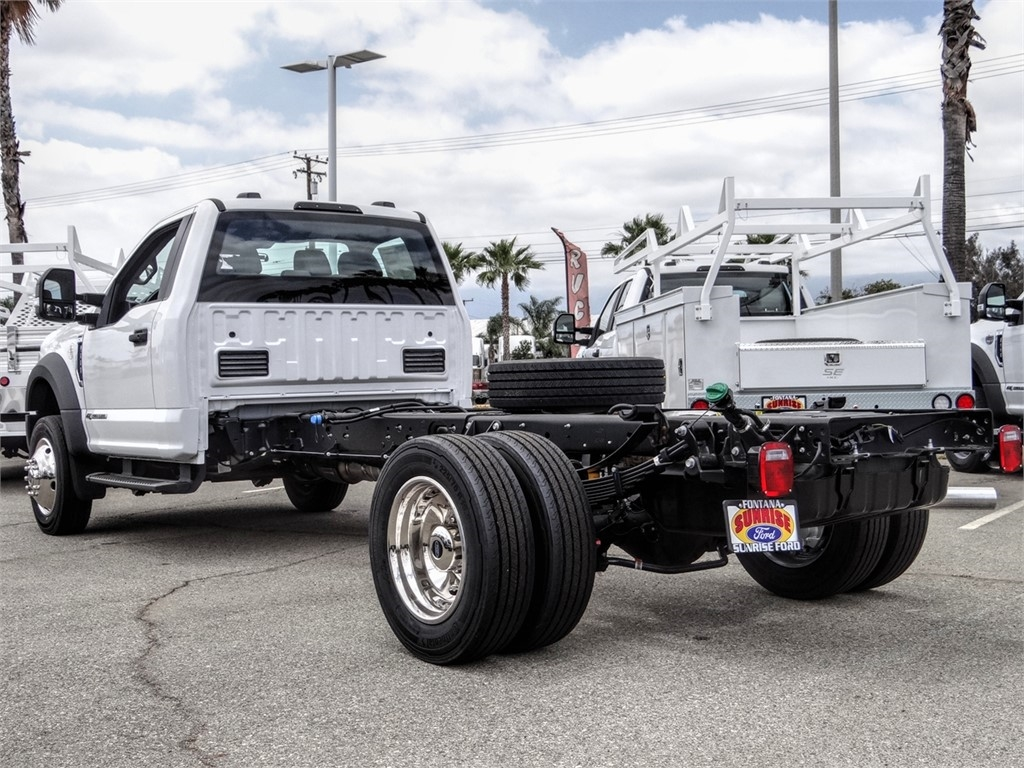 2020 F-550 Regular Cab DRW 4x2, Cab Chassis #FL2022 - photo 1