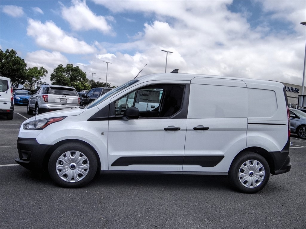 2020 Ford Transit Connect, Empty Cargo Van #FL2036 - photo 3