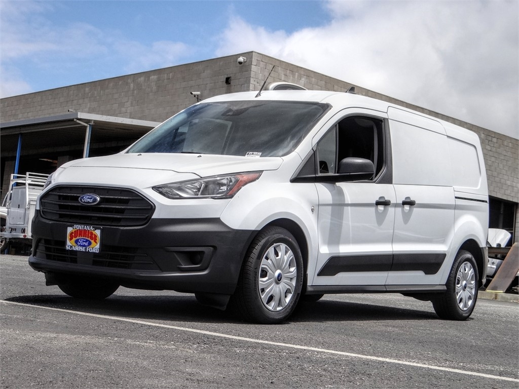 2020 Ford Transit Connect, Empty Cargo Van #FL2039 - photo 1