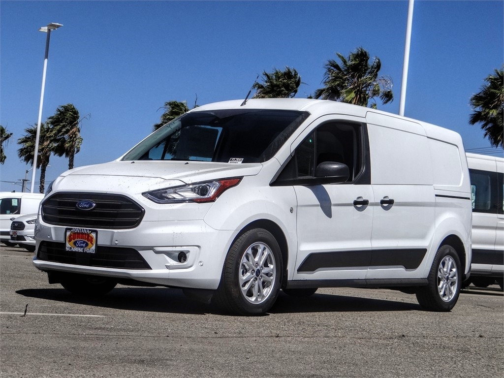 2020 Ford Transit Connect, Empty Cargo Van #FL2043 - photo 1