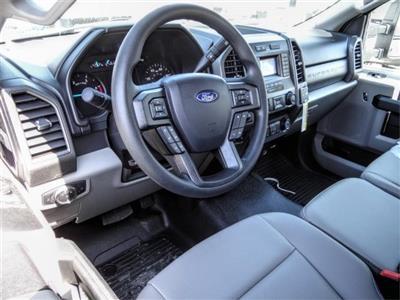 2020 Ford F-550 Regular Cab DRW 4x2, Scelzi WFB Stake Bed #FL2048 - photo 8
