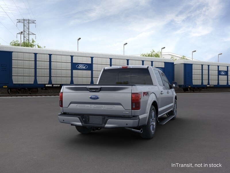 2020 Ford F-150 SuperCrew Cab 4x4, Pickup #FL2061 - photo 8
