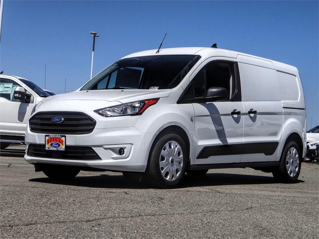 2020 Ford Transit Connect, Empty Cargo Van #FL2081 - photo 1