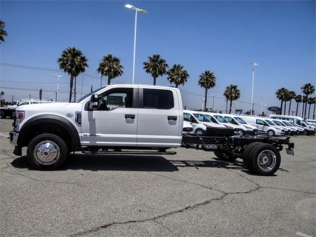 2020 Ford F-450 Crew Cab DRW 4x2, Cab Chassis #FL2112 - photo 3