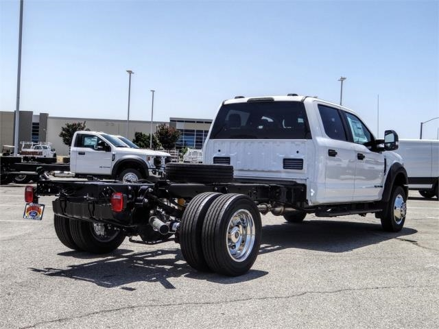 2020 Ford F-450 Crew Cab DRW 4x2, Cab Chassis #FL2112 - photo 4