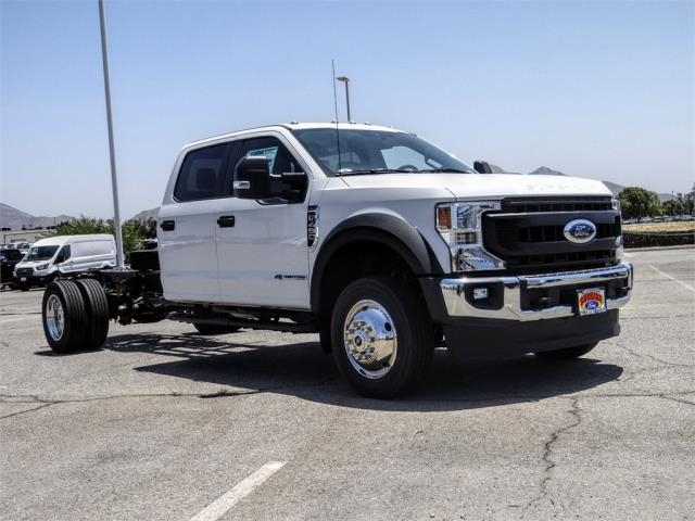 2020 Ford F-450 Crew Cab DRW 4x2, Cab Chassis #FL2112 - photo 6