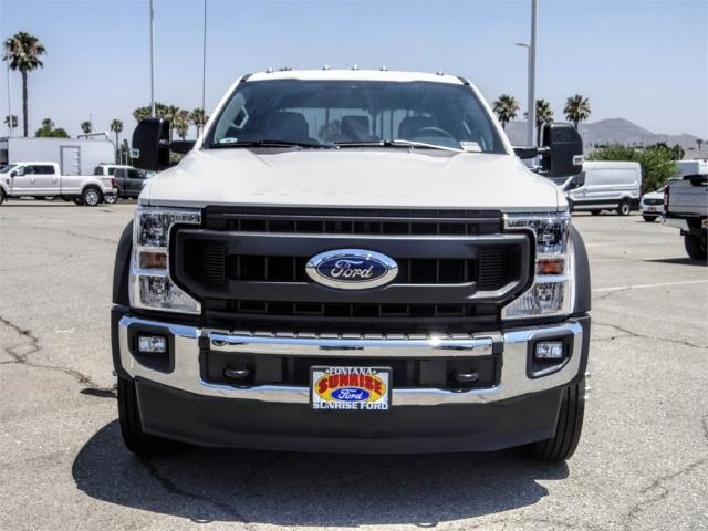 2020 Ford F-450 Crew Cab DRW 4x2, Cab Chassis #FL2112 - photo 7