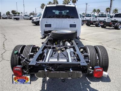 2020 Ford F-450 Crew Cab DRW 4x2, Cab Chassis #FL2112 - photo 9