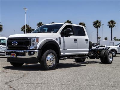 2020 Ford F-450 Crew Cab DRW 4x2, Cab Chassis #FL2112 - photo 1