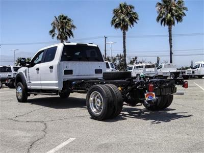 2020 Ford F-450 Crew Cab DRW 4x2, Cab Chassis #FL2112 - photo 2