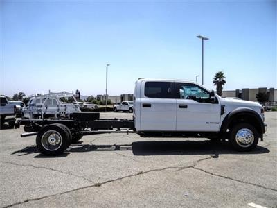 2020 Ford F-450 Crew Cab DRW 4x2, Cab Chassis #FL2112 - photo 5