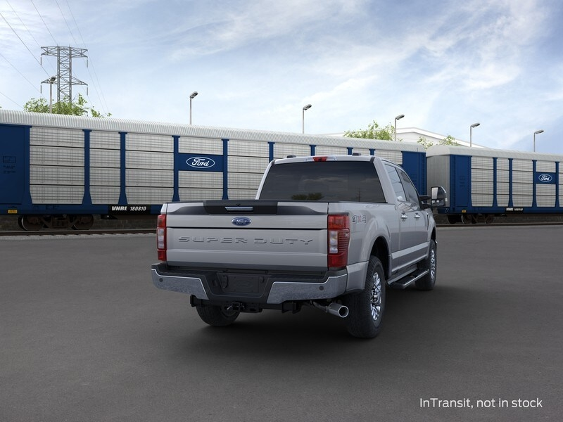 2020 Ford F-250 Crew Cab 4x4, Pickup #FL2115 - photo 8