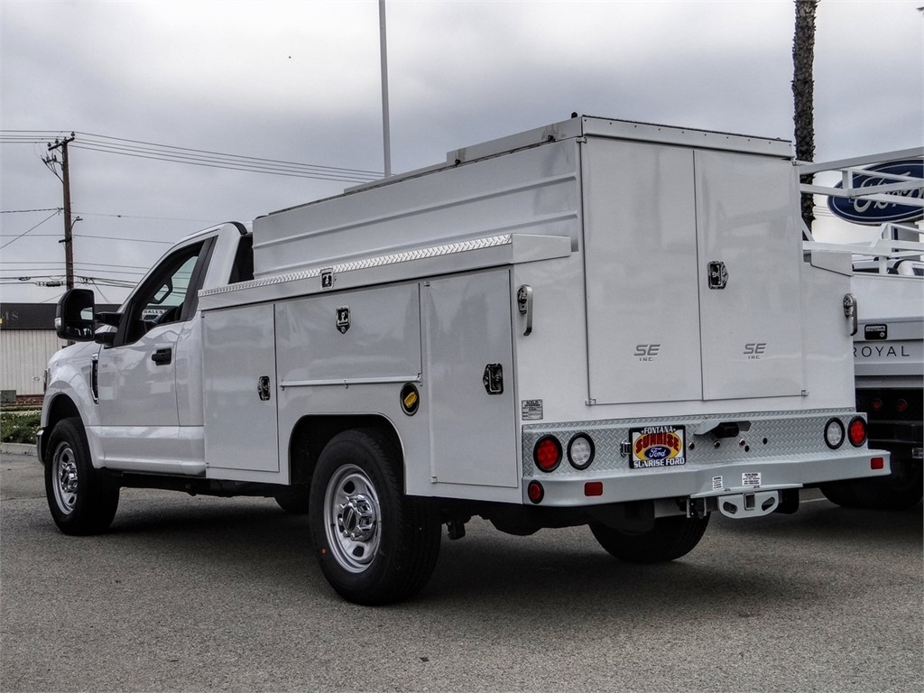 2020 Ford F-350 Regular Cab 4x2, Scelzi Signature Service Body #FL2129 - photo 2