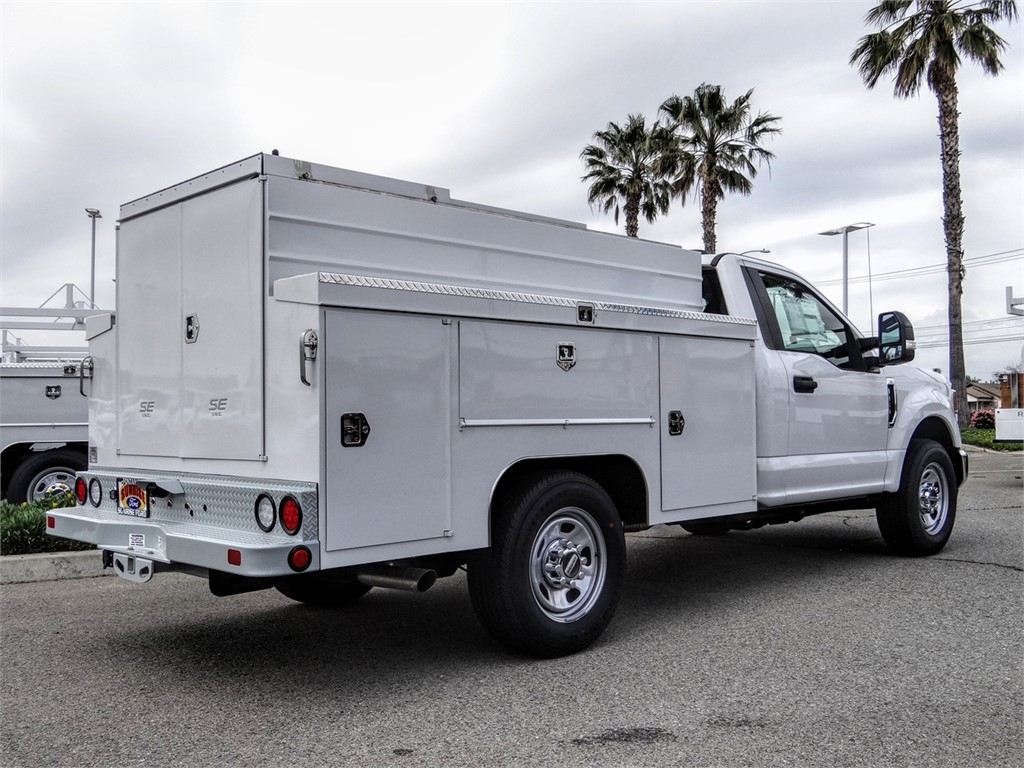 2020 Ford F-350 Regular Cab 4x2, Scelzi Signature Service Body #FL2129 - photo 4