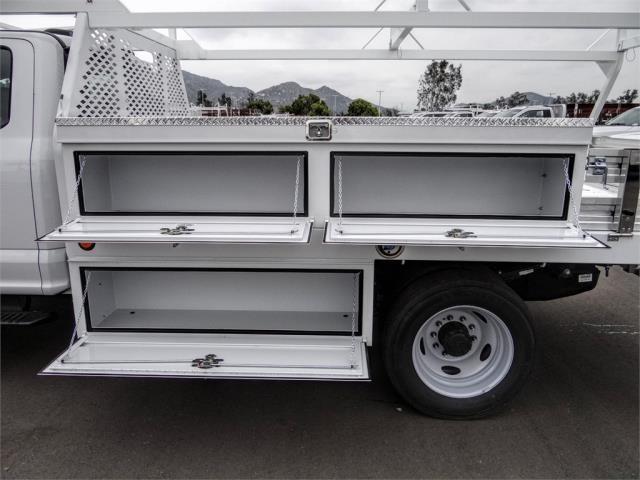 2020 Ford F-550 Super Cab DRW 4x2, Scelzi CTFB Contractor Body #FL2131 - photo 9