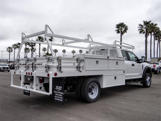 2020 F-550 Super Cab DRW 4x2, Scelzi CTFB Contractor Body #FL2131 - photo 4