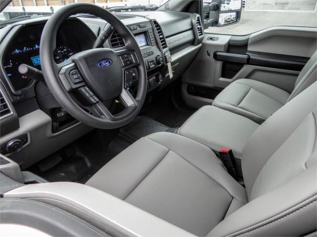 2020 Ford F-550 Super Cab DRW 4x2, Scelzi CTFB Contractor Body #FL2131 - photo 8