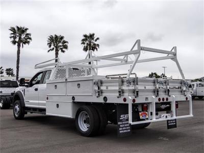 2020 F-550 Super Cab DRW 4x2, Scelzi CTFB Contractor Body #FL2131 - photo 2