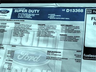 2020 F-350 Crew Cab 4x2, Scelzi Signature Service Body #FL2133 - photo 12