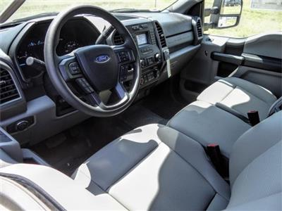 2020 Ford F-550 Super Cab DRW 4x2, Scelzi WFB Stake Bed #FL2135 - photo 8