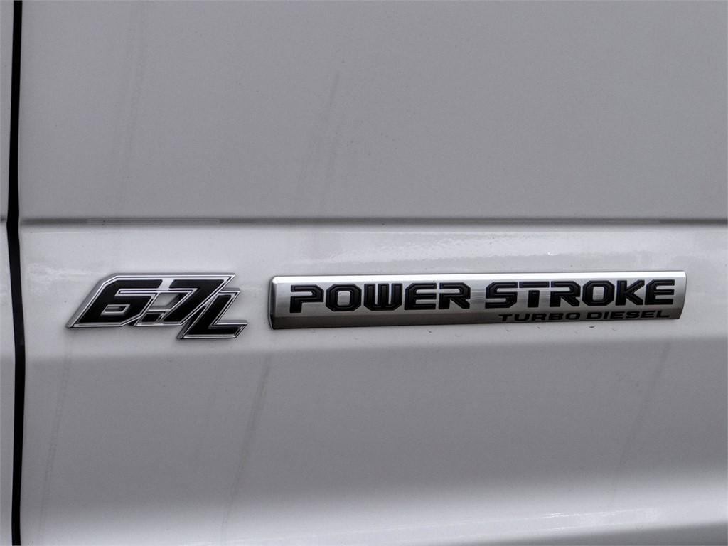 2020 Ford F-550 Crew Cab DRW 4x2, Scelzi WFB Stake Bed #FL2138 - photo 11