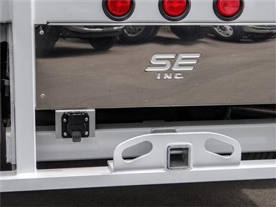 2020 Ford F-550 Crew Cab DRW 4x2, Scelzi WFB Stake Bed #FL2138 - photo 10
