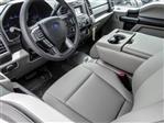 2020 Ford F-550 Crew Cab DRW 4x2, Scelzi WFB Stake Bed #FL2138 - photo 8