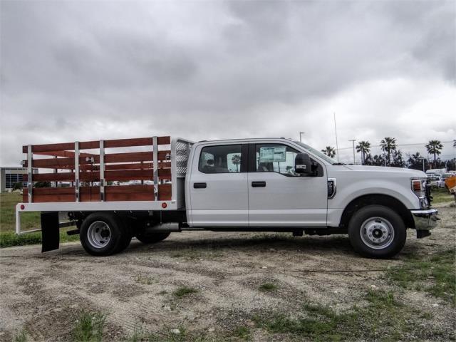 2020 Ford F-350 Crew Cab DRW 4x2, Scelzi WFB Stake Bed #FL2141 - photo 5