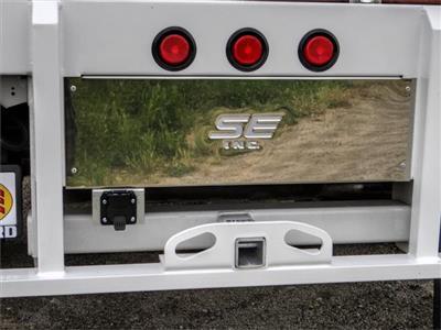 2020 Ford F-350 Crew Cab DRW 4x2, Scelzi WFB Stake Bed #FL2141 - photo 10