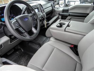 2020 Ford F-350 Crew Cab DRW 4x2, Scelzi WFB Stake Bed #FL2141 - photo 8