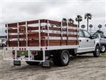 2020 Ford F-350 Crew Cab DRW 4x2, Scelzi WFB Stake Bed #FL2141 - photo 4