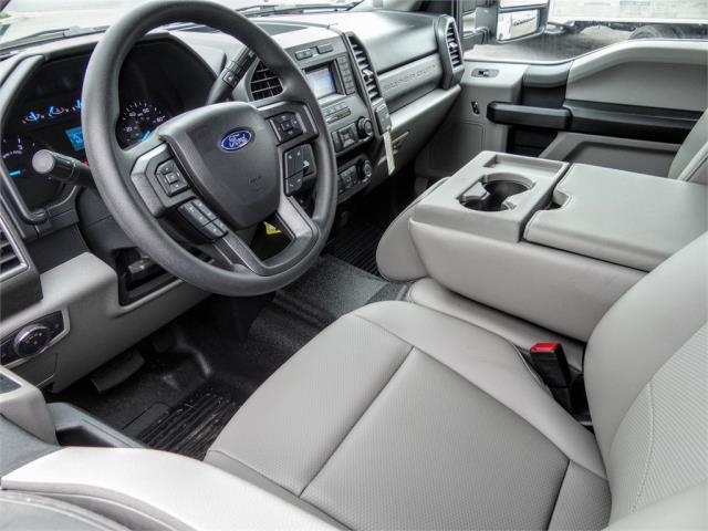 2020 Ford F-550 Super Cab DRW 4x2, Scelzi WFB Stake Bed #FL2144 - photo 8