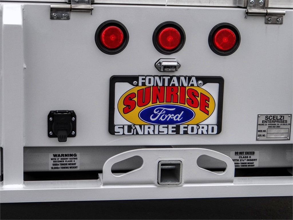 2020 Ford F-550 Regular Cab DRW 4x2, Scelzi SEC Combo Body #FL2147 - photo 11