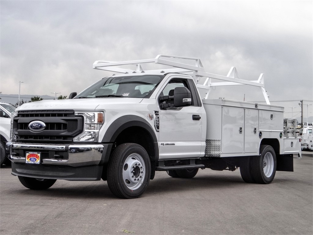 2020 Ford F-550 Regular Cab DRW 4x2, Scelzi Combo Body #FL2147 - photo 1