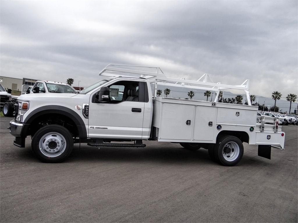 2020 Ford F-550 Regular Cab DRW 4x2, Scelzi SEC Combo Body #FL2147 - photo 3