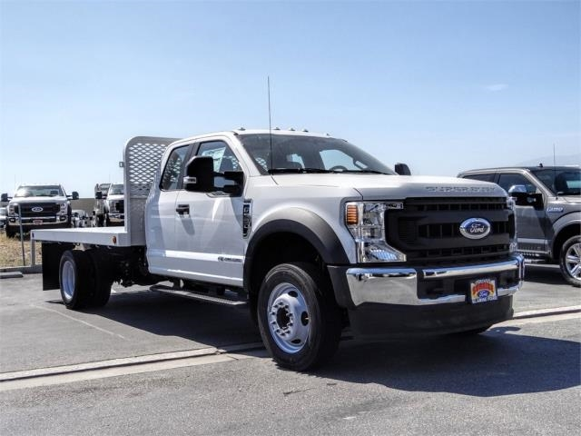 2020 F-550 Super Cab DRW 4x2, Scelzi WFB Flatbed #FL2148 - photo 6