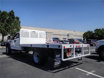 2020 F-550 Super Cab DRW 4x2, Scelzi WFB Flatbed #FL2148 - photo 2