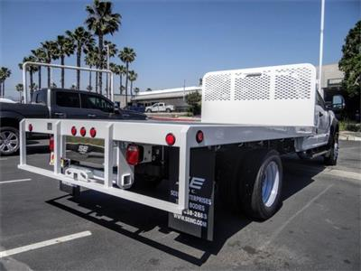 2020 F-550 Super Cab DRW 4x2, Scelzi WFB Flatbed #FL2148 - photo 4