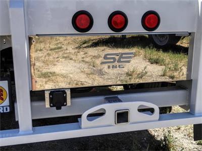 2020 Ford F-450 Crew Cab DRW 4x2, Scelzi WFB Stake Bed #FL2150 - photo 10