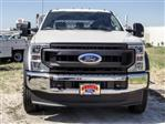 2020 Ford F-450 Crew Cab DRW 4x2, Scelzi WFB Stake Bed #FL2150 - photo 7