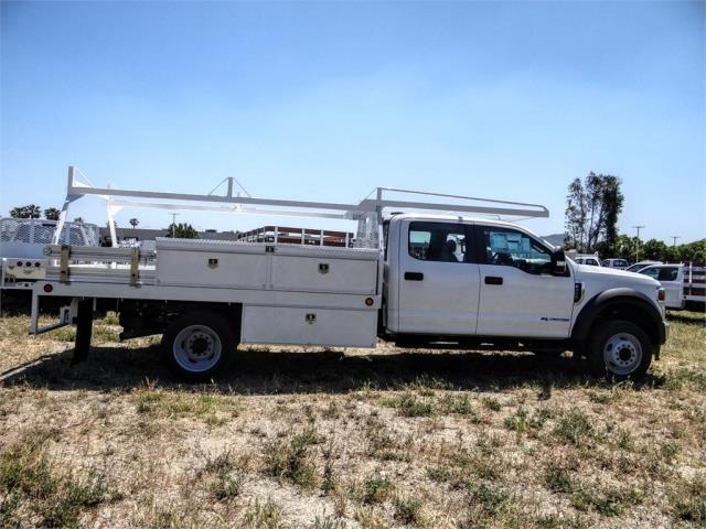 2020 Ford F-450 Crew Cab DRW 4x2, Scelzi CTFB Contractor Body #FL2181 - photo 5