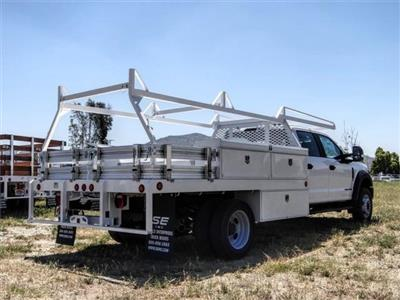 2020 Ford F-450 Crew Cab DRW 4x2, Scelzi CTFB Contractor Body #FL2181 - photo 4